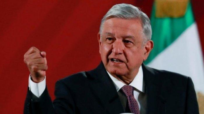 Menambah Daftar Pemimpin Dunia Terkena Covid-19 Presiden Meksiko Tersengat Virus Corona