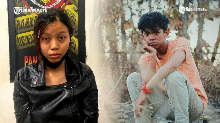 Diduga Karena Dendam Selebgram di Makassar Tewas Ditikam Pacar Sendiri