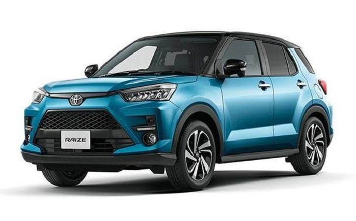 Toyota Raize Resmi Diluncurkan, Ini Spesifikasi dan Harganya